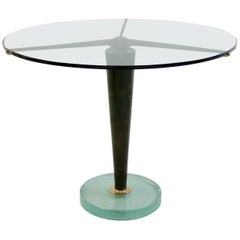 Rare Side Table, Designed for the Arredoluce Showrooms, circa 1950-1959