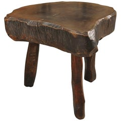 Spanish 19th Century Primitive Bistro Table