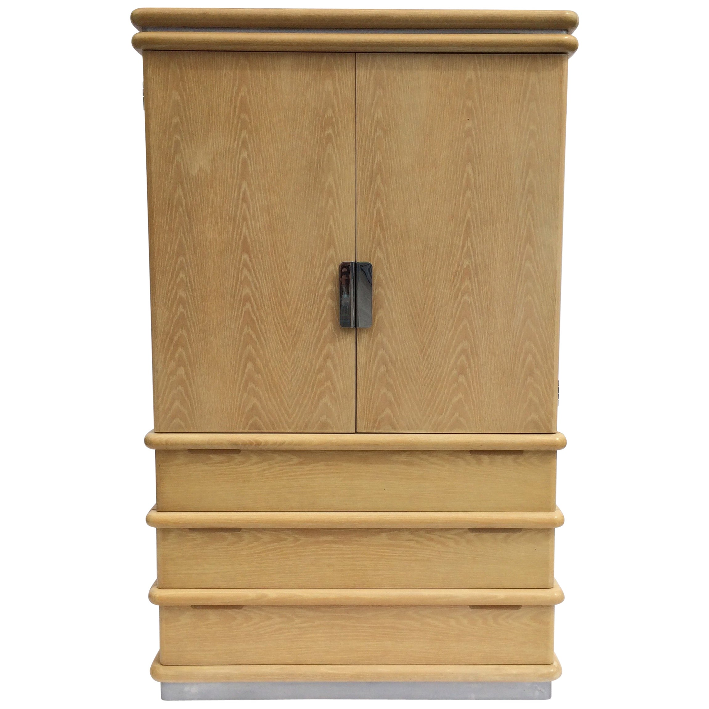 Jay Spectre for Century Furniture Tall Cabinet