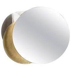 Medallion Brass Mirrors, Rooms