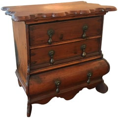 Early 19th Century Dutch Miniature Chest of Drawers