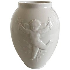 Royal Copenhagen Art Deco Vase by Hans Henrik Hansen #4119