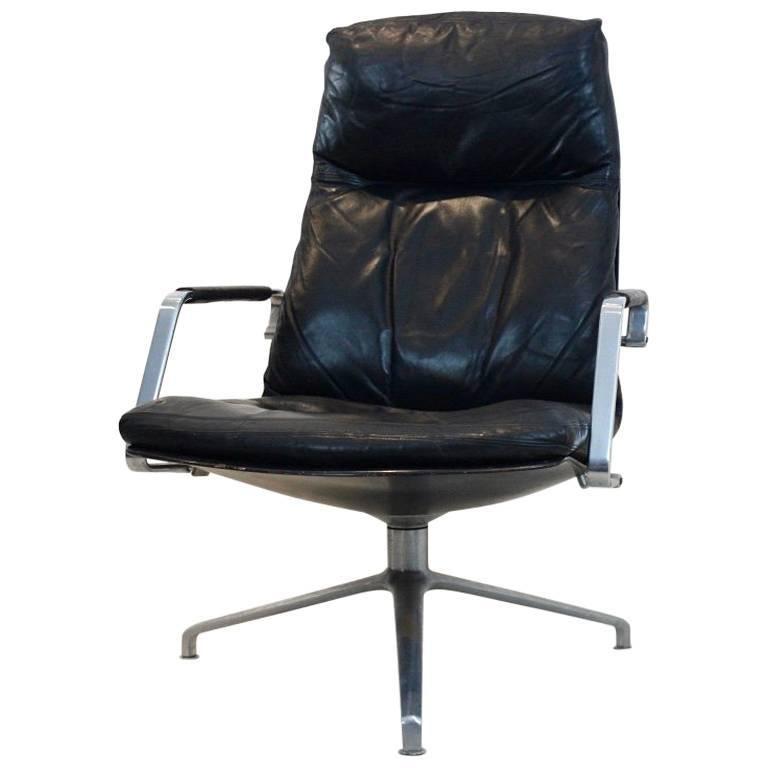 1st Edition Kill International FK86 Fabricius & Kastholm Lounge Chair