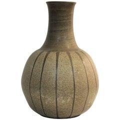 Ceramic Vessel, Signed Lynch