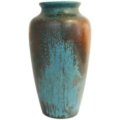 Clewell Copper-Clad Vase