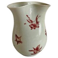 Royal Copenhagen Unique Vase by Thorkild Olsen from 1950