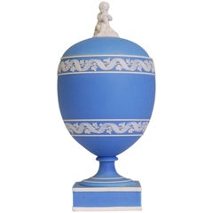 Ovoid Vase, Apollo, Wedgwood, circa 1800