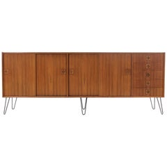 1960 Upcycled Danish Teak Sideboard