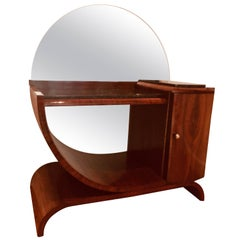 French Art Deco Dressing Table, circa 1930s