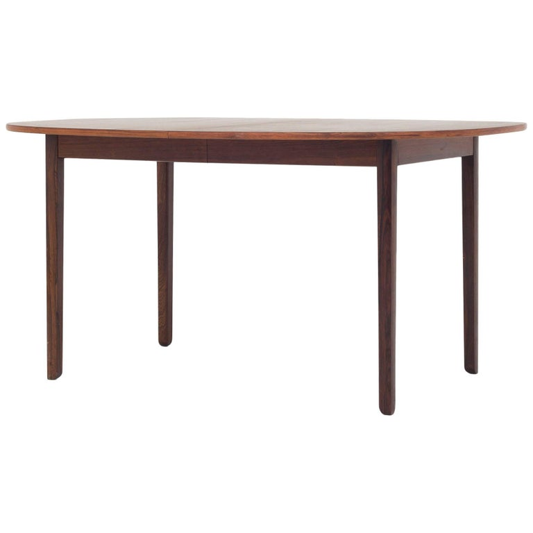 Dining Table by Ole Wanscher For Sale