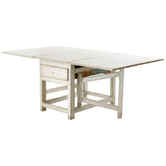 Swedish Folding Table Slagbord