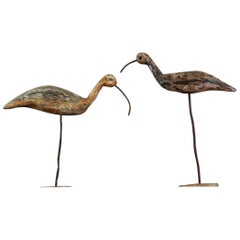 Pair of Early 20th Century Working Decoys