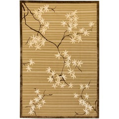 Frank Lloyd Wright  200 x 300 cms Leaf Maple Wool and Silk Rug