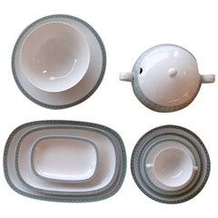 Mid-Century Modern Arzberg Dinning Set Golfball
