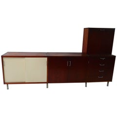 "Midcentury Wooden Sideboard named ""Made to Measure"" by Cees Braakman for Pastoe"