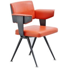 Friso Kramer Resort Chair for Ahrend de Cirkel, 1960