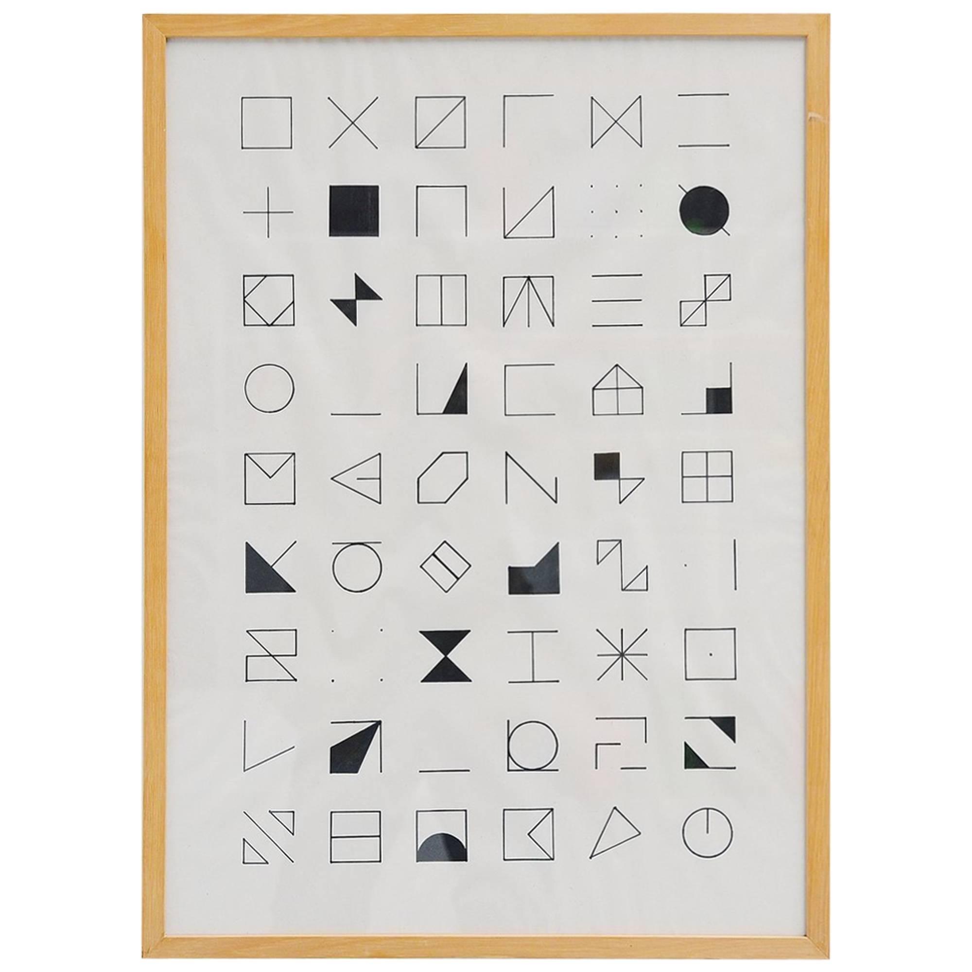 Anne Rose Regenboog Cubes Designs, Den Haag, 2016