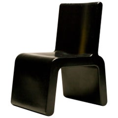Black Marc Newson W&LT Chair