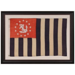 Power Squadrons Ensign, Made by Annin in New York City