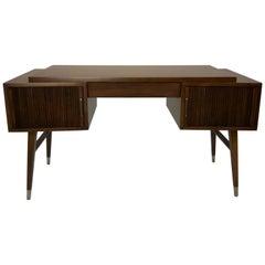 1960 Sligh-Lowry Walnut Desk