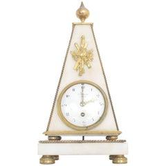 Louis XVI Clocks