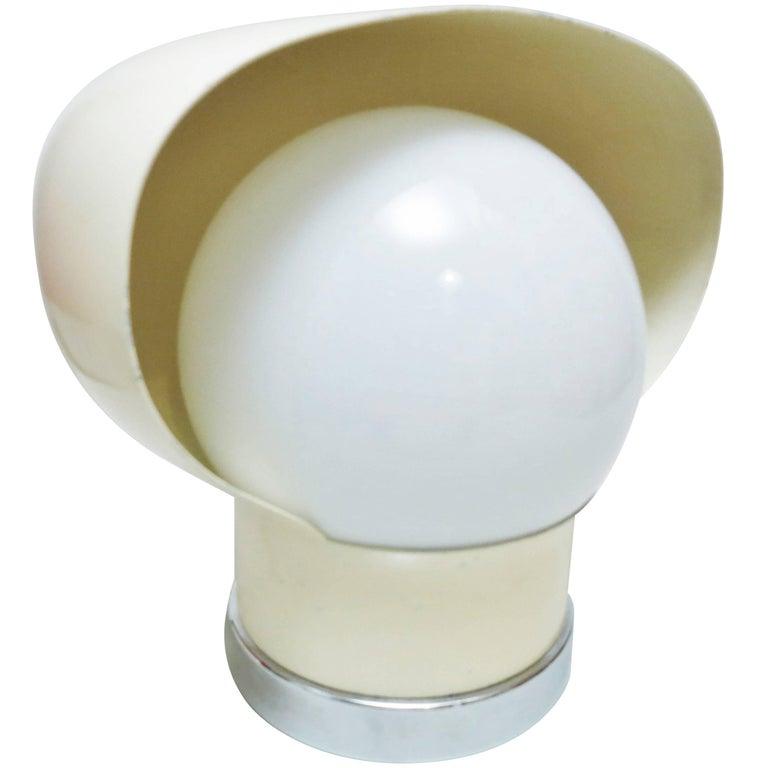 Space Age Italian Lamp Luxgianka Lissone