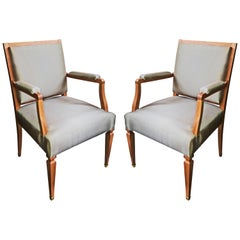 Mid 20th Century French Armchairs