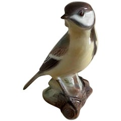 Lyngby Porcelain Figurine Bird #76
