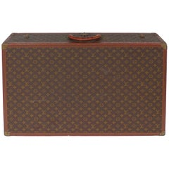 1950s Louis Vuitton Hard-Case Suitcase