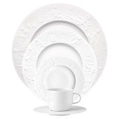 Rosenthal 'Magic Flute' Porcelain by Bjorn Winblad-5 Piece Setting for 12-60 pcs