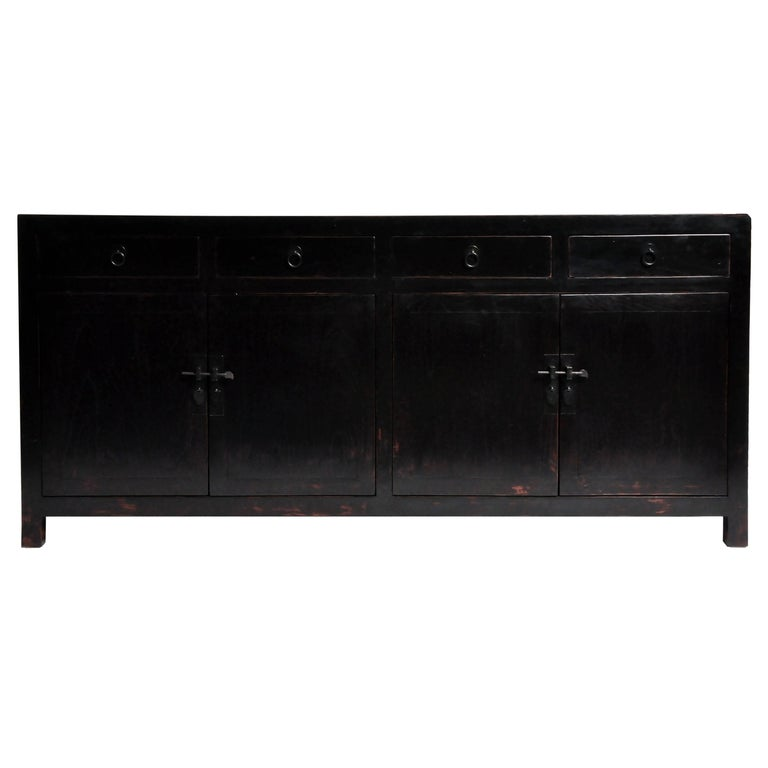 Chinese Sideboard with Four Drawers