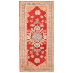 Antique Room Size Sultanabad Persian Rug