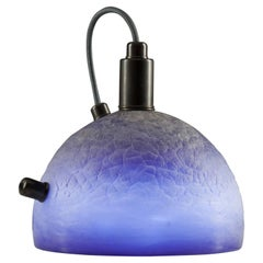 Contemporary Handblown Glass Table Lamp by Emrys Berkower for Tokenlights