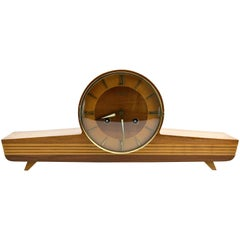 Large Midcentury Table Clock, circa 1950