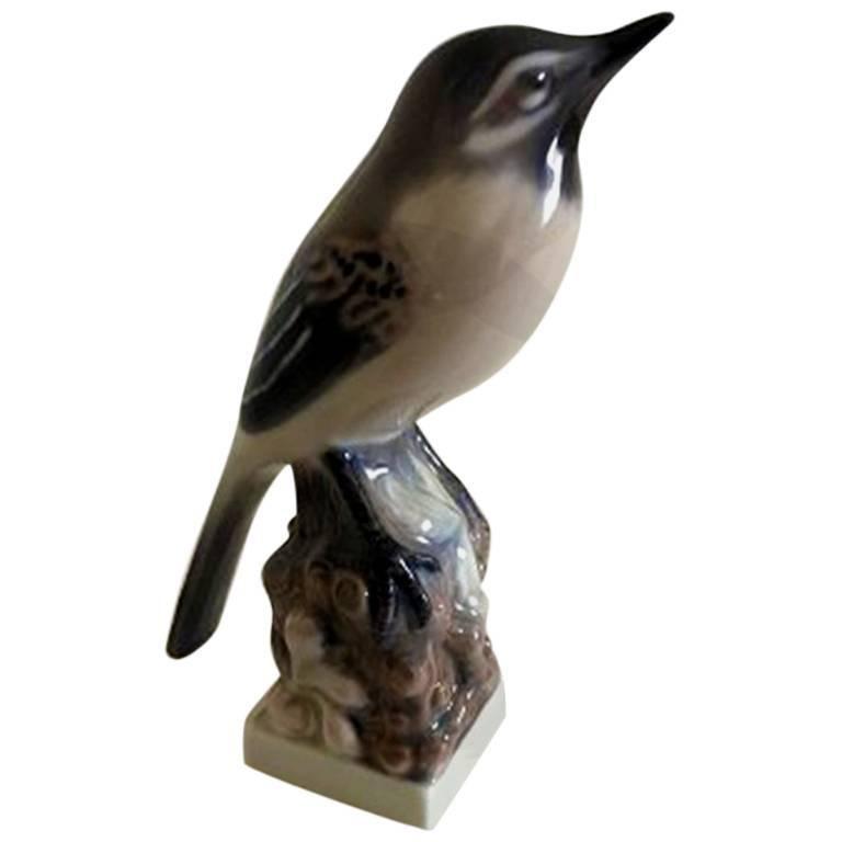 Lyngby Porcelain Figurine of Musvit #79l