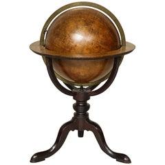 Rare Terrestrial Globe by W. & T.M. Bardin