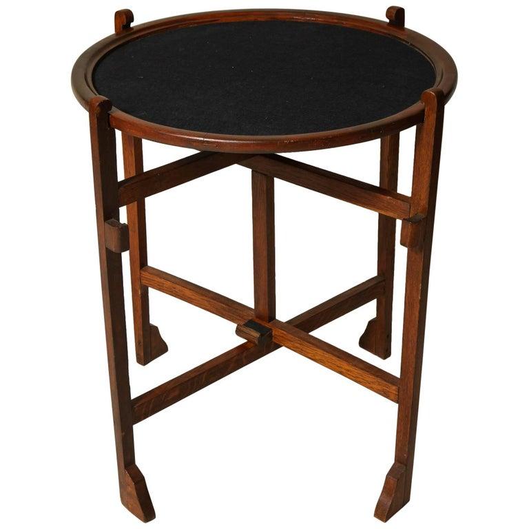 English Butler's Table