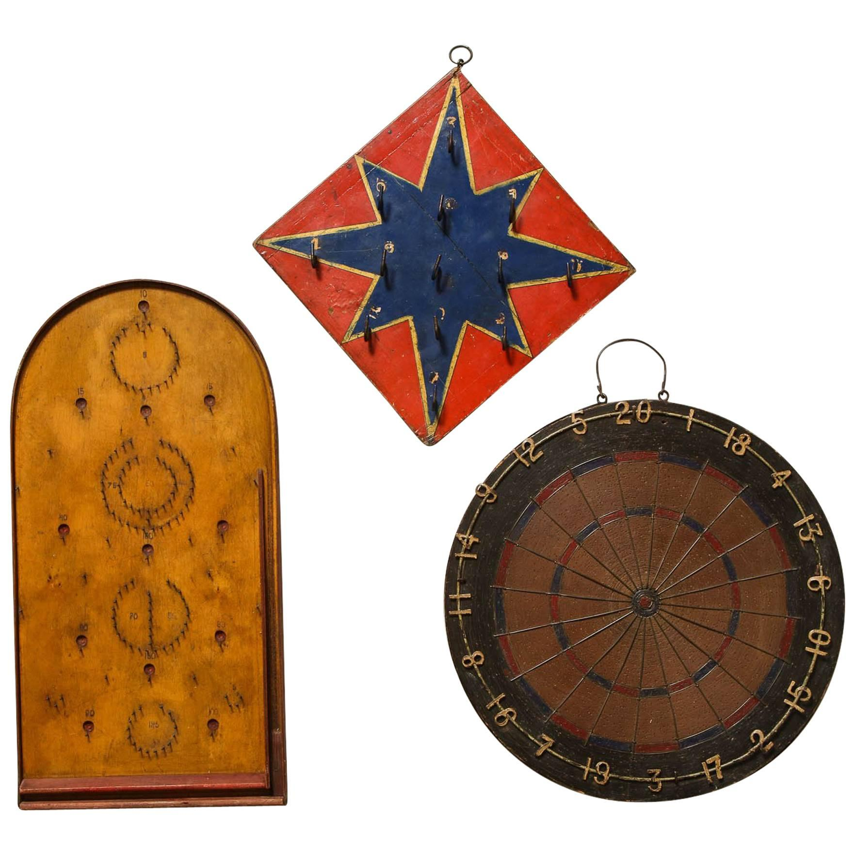 Collection of 19th Century Graphic Games