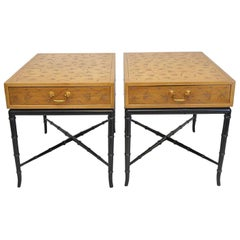 Pair of Kittinger Tables