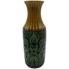 Bay with Germany Glazed Vase, 1960s