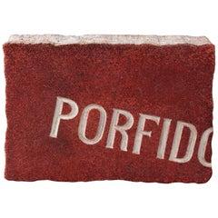 """""""Massolo"""" Sofa or Bench in Foamed Polyurethane"""
