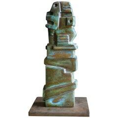 Bronze Sculpture by Gunther Gerzso, 1978