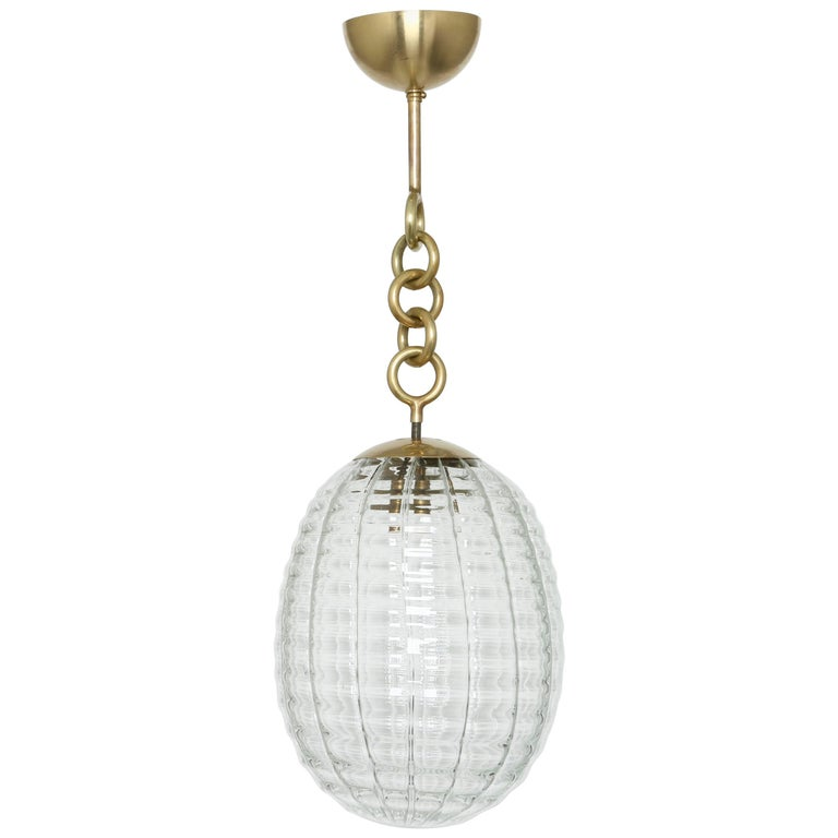 Venini Ceiling Pendant For Sale