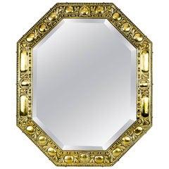 Jugendstil Wall Mirror, circa 1908