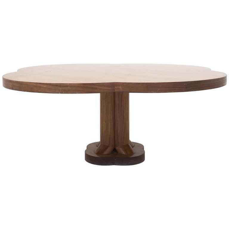 Dining Table in Mahogany
