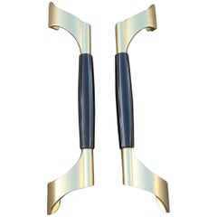 Big Important Italian Handles from 1960s, Very Special Design