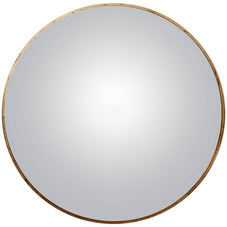1960s Convex Mirror