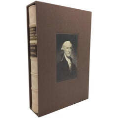 Gilbert Stuart's Portraits of Washington, Signed Limited Edition, circa 1923
