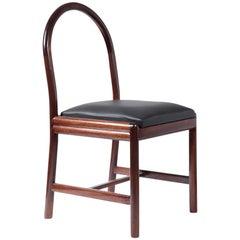 Celina Prototype Brazilian Cerejeira Wood Arch Chair