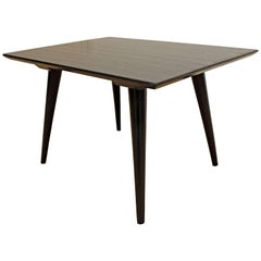Paul McCobb Planner Group Ebonized Side Table